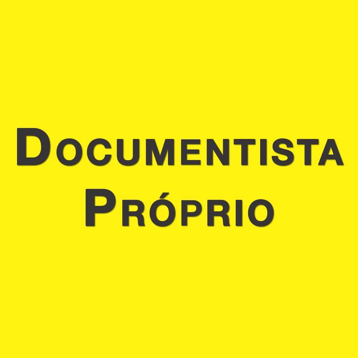 Documentista Próprio
